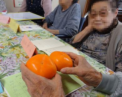 柿を2つ.jpg